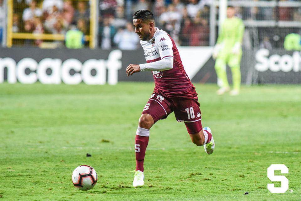 """Saprissa amarra el segundo lugar y le quitó toda posibilidad de clasificar a Jicaral con una """"manita"""" de goles."""