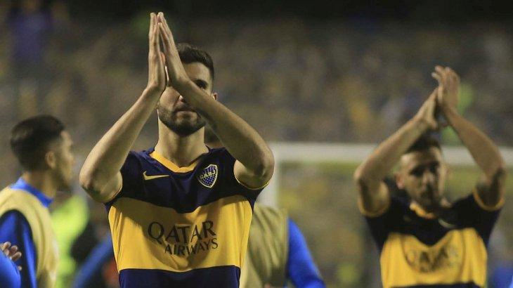 Angelici viajó a Suiza para pedir que inviten a Boca Juniors al Mundial de Clubes.