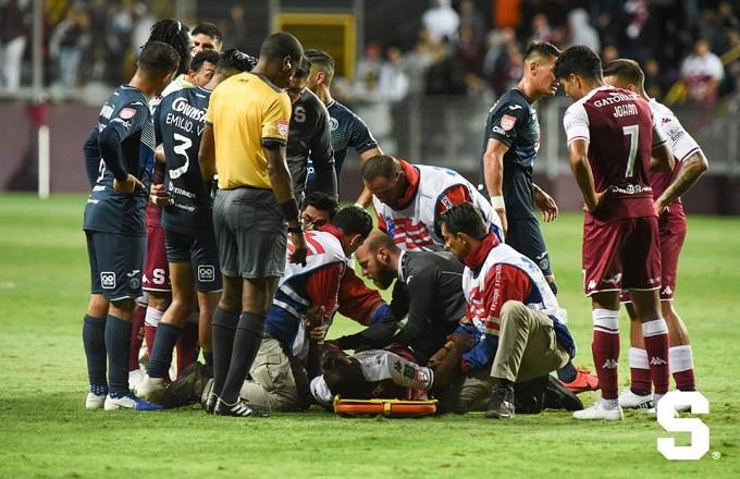 Jaylon Hadden sufrió una ruptura del ligamento cruzado anterior de la rodilla izquierda y estará cerca de nueve meses fuera de las canchas.