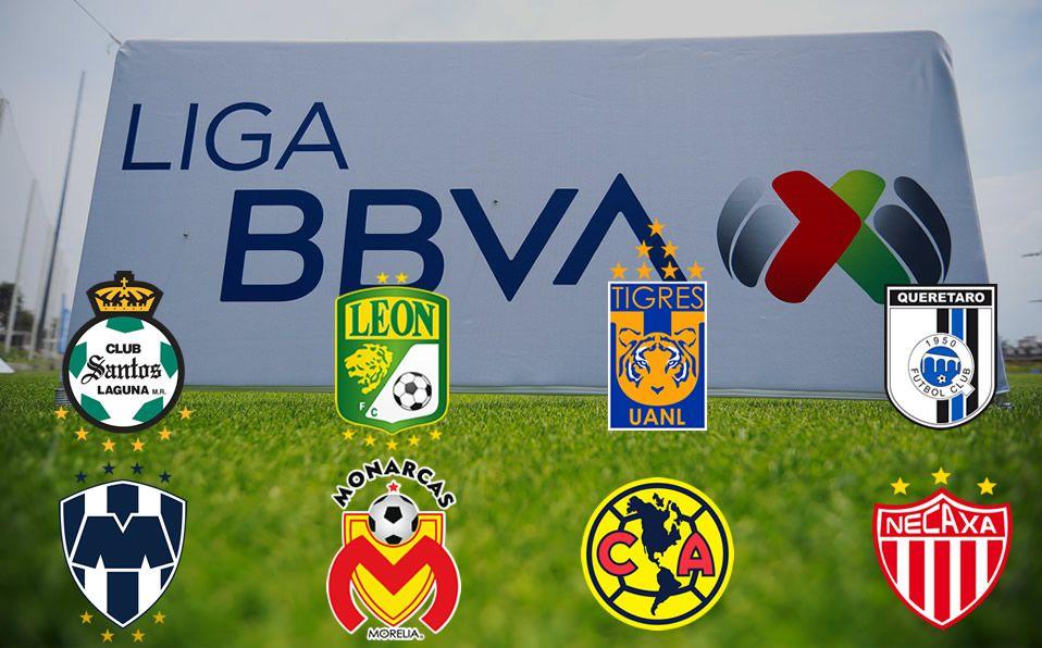 Fechas y horarios de los Cuartos de Final de la Liga MX.