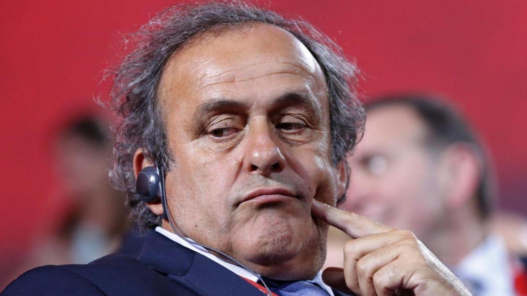 """Michel Platini estalla contra el VAR: """"Es una hermosa mierda"""""""