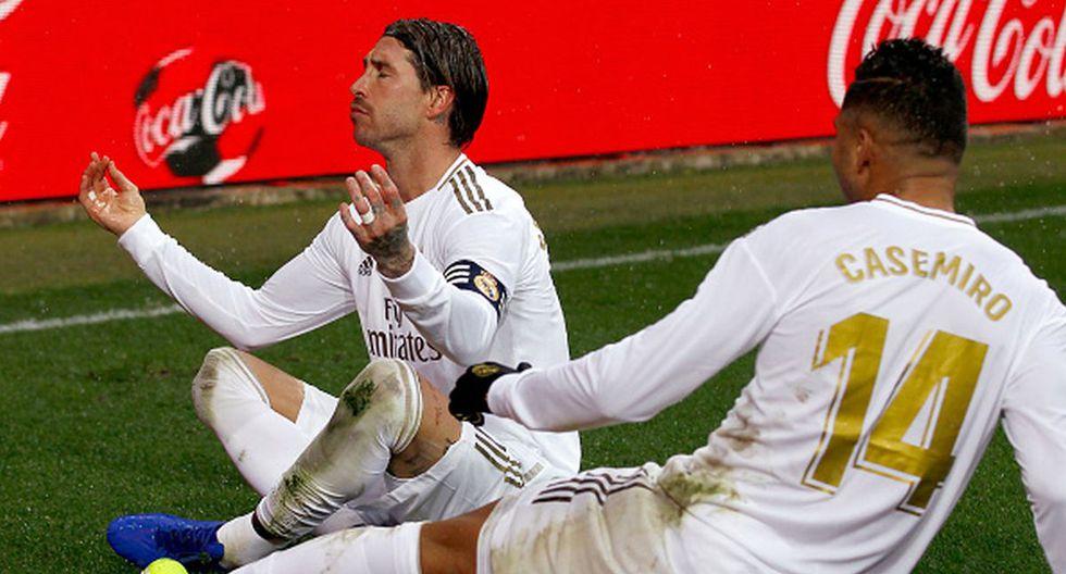 Real Madrid derrotó a domicilio al Alavés y es líder provisional en España.