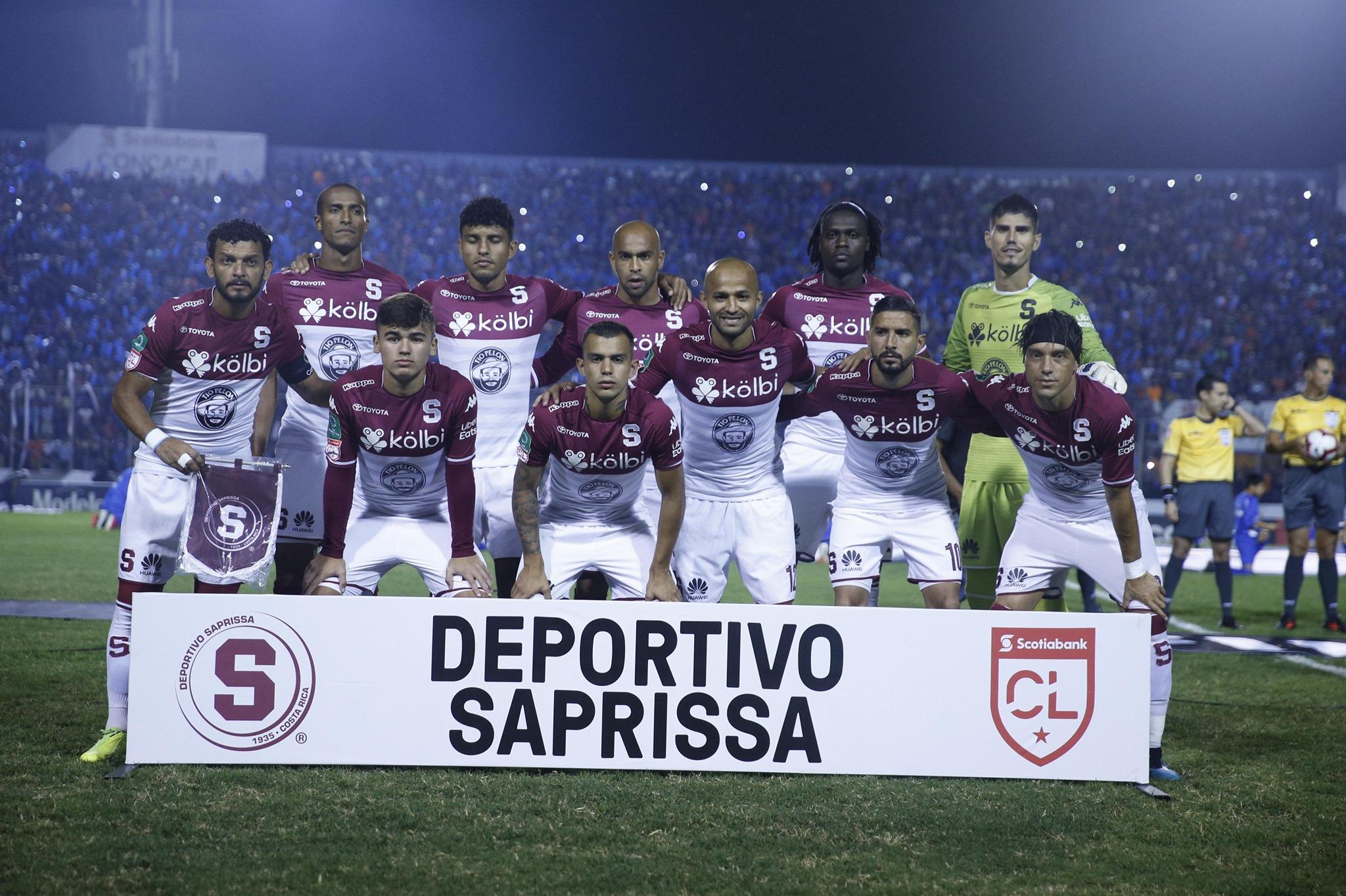 Saprissa se corona campeón de la Liga CONCACAF.