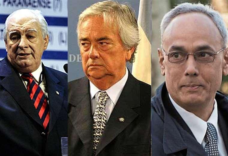 FIFA inhabilitó de por vida a tres exdirigentes de la CONMEBOL por corrupción.