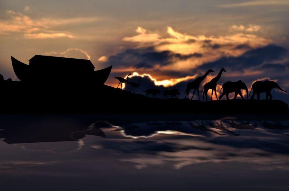Encuentran el lugar donde estaría enterrada el Arca de Noé.