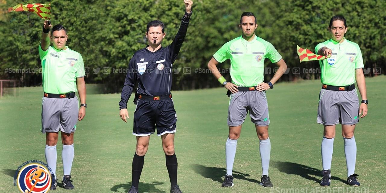 Henry Bejarano dirigirá el partido Herediano vs Alajuelense.