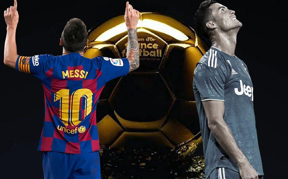 Votaciones filtradas en Italia revelan que Messi ganará el Balón de Oro y… Cristiano ¡Ishhhh!