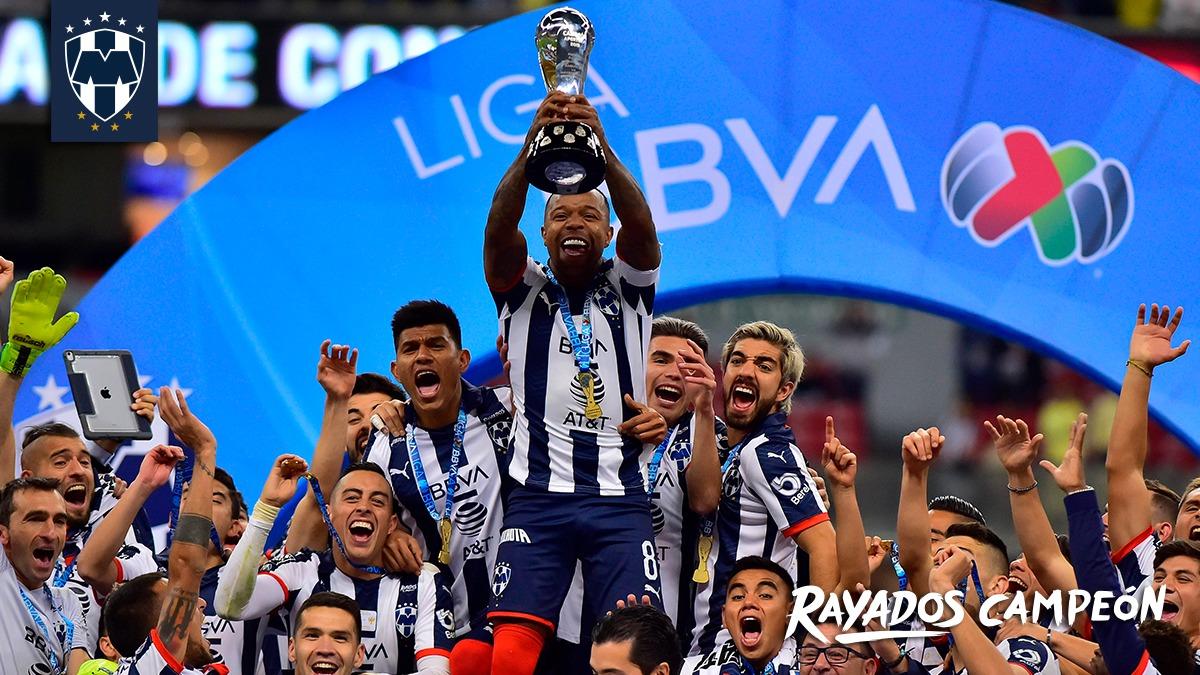 Monterrey venció al América en los penales y se consagró campeón de la Liga MX