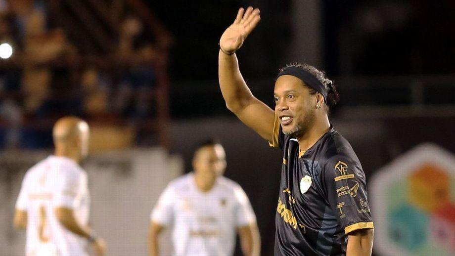 """Ronaldinho: """"No puedo decir que Messi sea el mejor de la historia, sí que es el mejor en su época"""""""