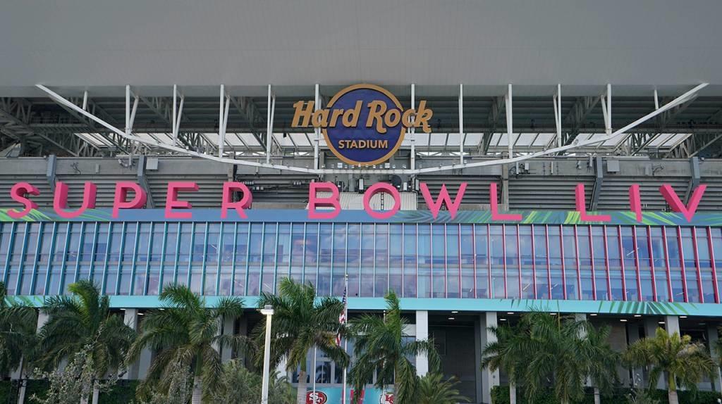 Los precios exorbitantes por una entrada para el Super Bowl 54.