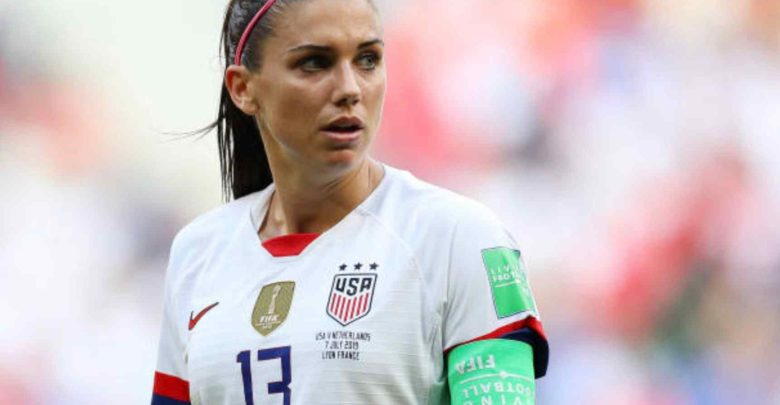VIDEO: Alex Morgan sorprende entrenando con cinco meses de embarazo