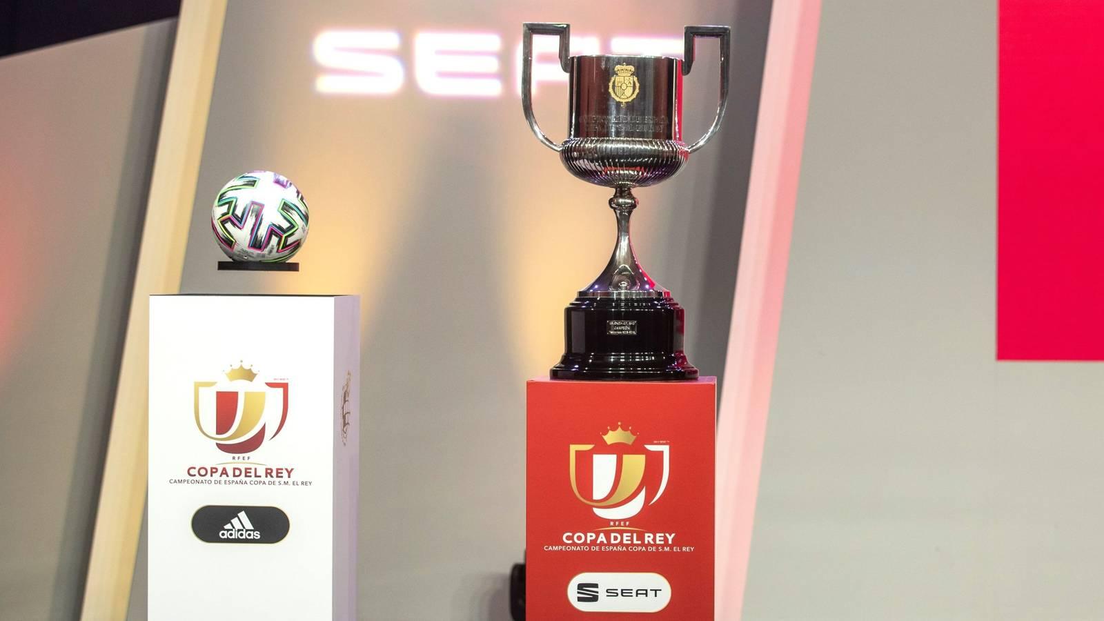Real Madrid y Barcelona ya conocen sus rivales en los octavos de final de la Copa del Rey.