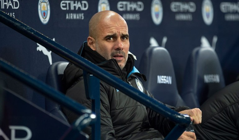 "Joseph Guardiola: ""Nunca entrenaré al Manchester United, ni al Real Madrid"""