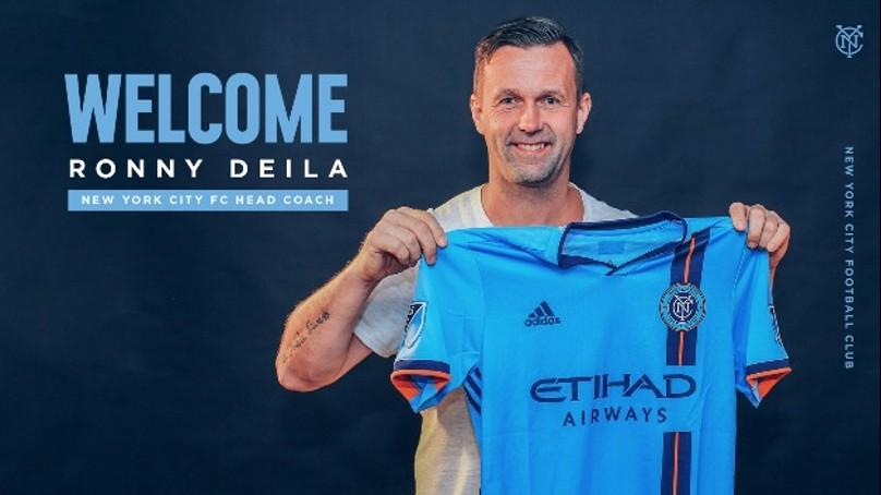 El noruego Ronny Deila es nuevo técnico del New York City de la MLS.
