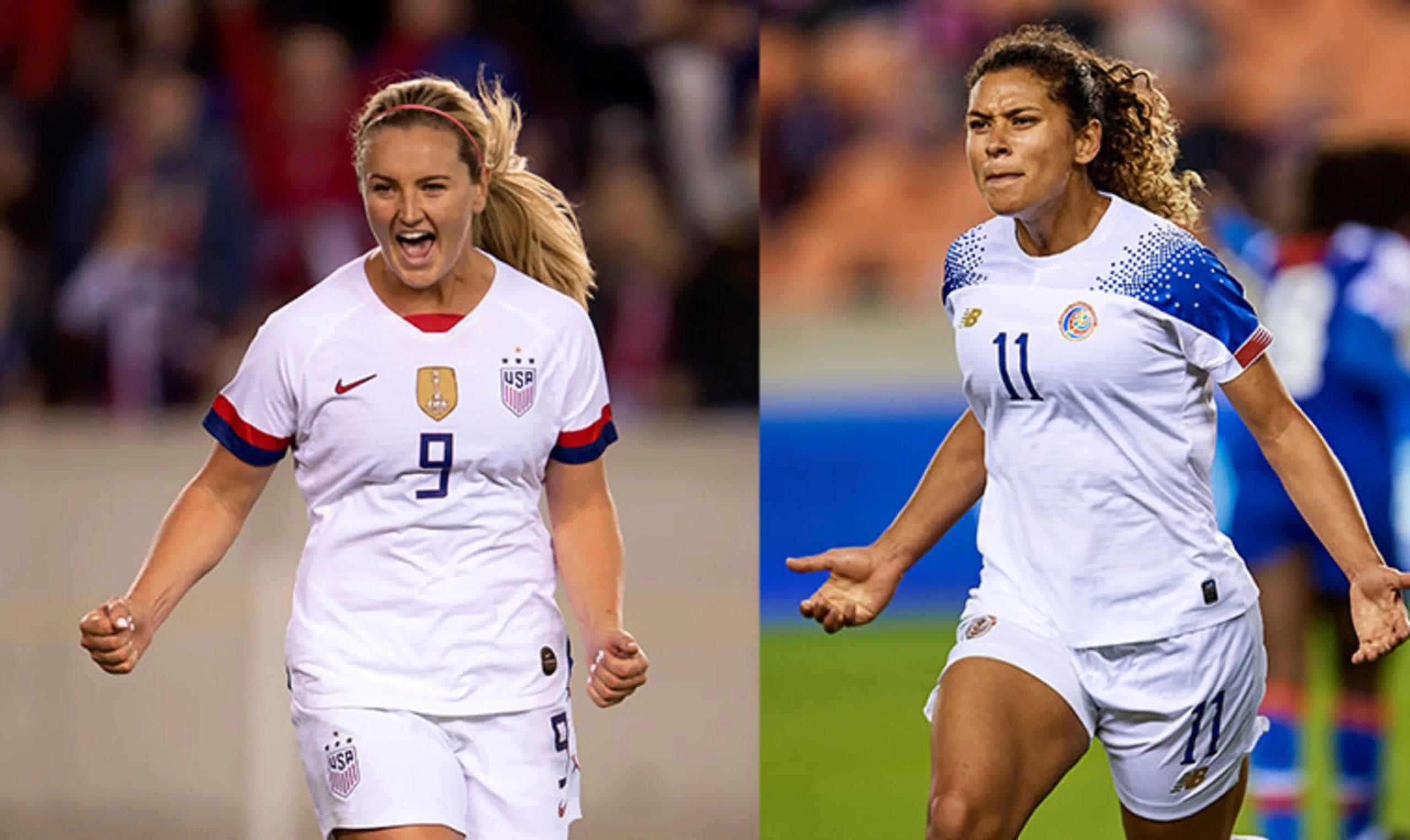 Estados Unidos y Costa Rica definirán este lunes el primer lugar del grupo.