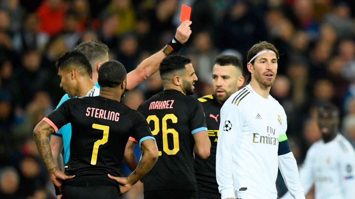 Manchester City derrota al Real Madrid en el Bernabéu y lo pone contra las cuerdas.