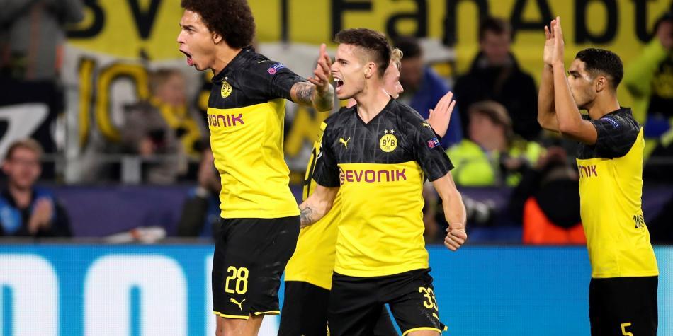 Borussia Dortmund regresa a los entrenamientos este lunes.