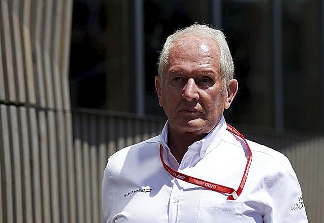 ¡Insólito! Asesor de equipo de Fórmula 1 propuso contagiar a piloto con Covid-19.