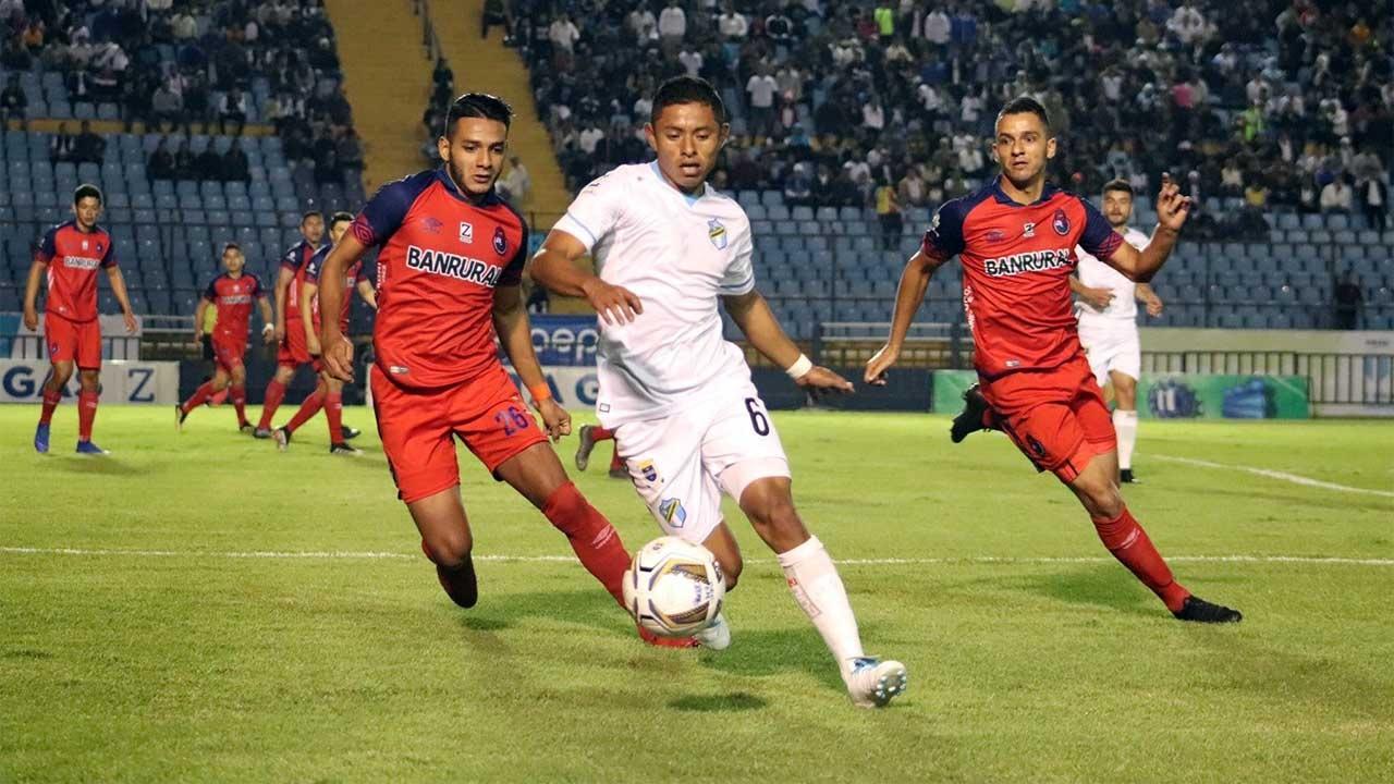 Presidentes de clubes de Guatemala dan por terminado el Clausura 2020 por el coronavirus.