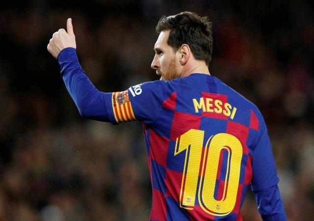 Messi, el jugador del Barcelona que más dinero dejará de percibir por la crisis del coronavirus.