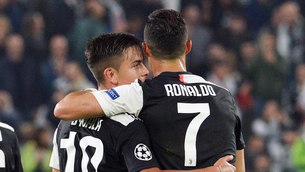 """Paulo Dybala: """"Le dije a Cristiano que en Argentina le odiamos un poco"""""""