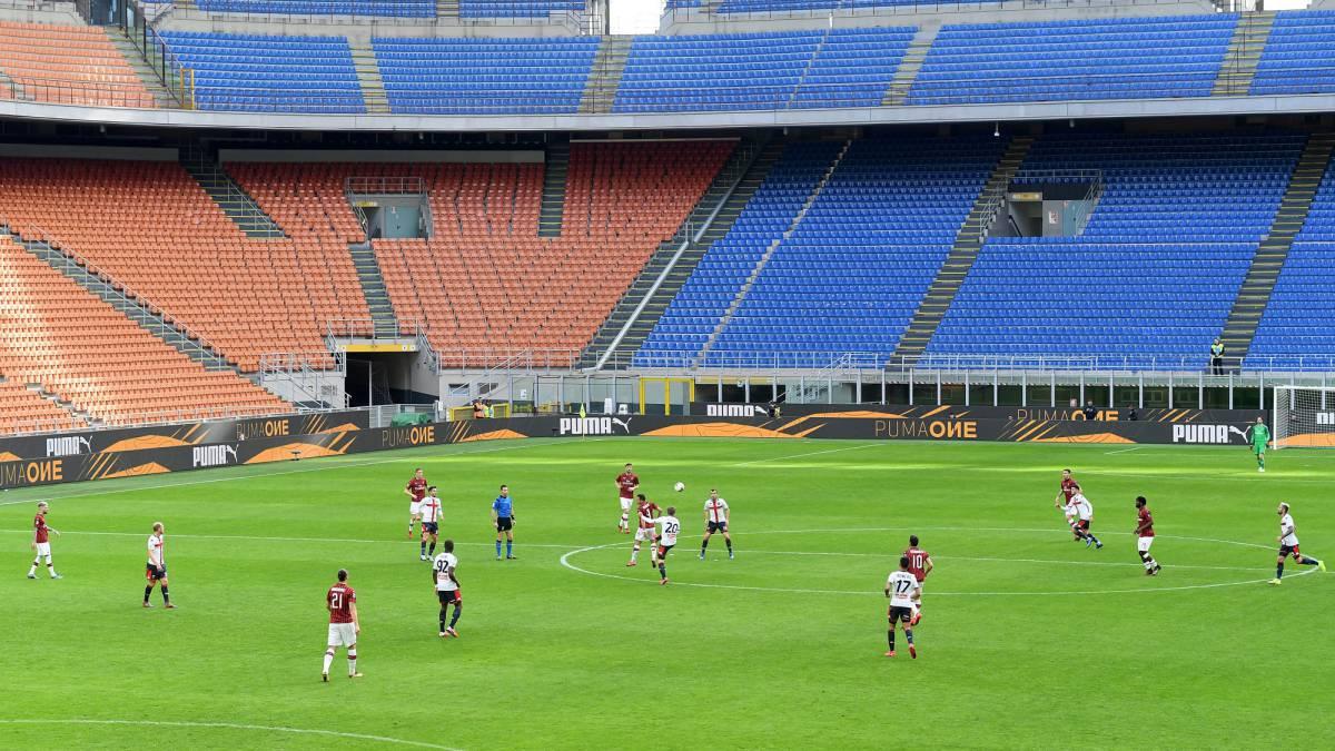 Italia no aceptará público en estadios ni discotecas hasta marzo de 2021.