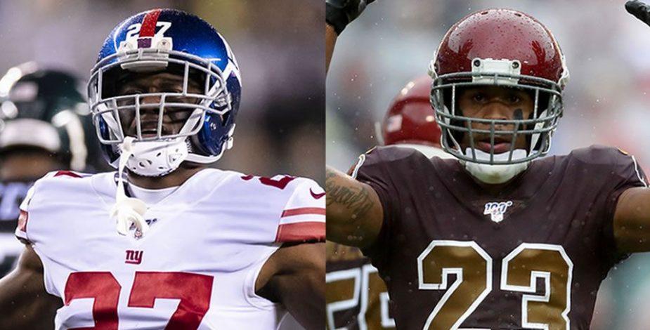 Acusan a dos jugadores de la NFL de robar relojes de lujo y dinero en efectivo.