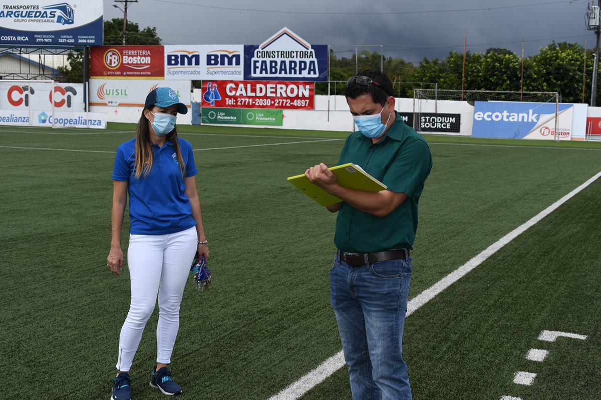 Unafut finalizó inspección de estadios y entregó los informes al Comité de Licencias.