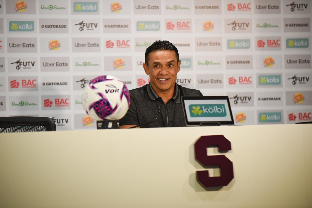 """Walter Centeno: """"Dominamos todo el partido. terminamos muy fuertes""""."""