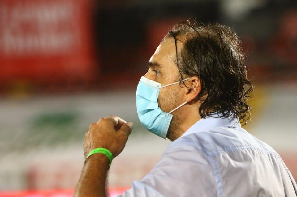 """Andrés Carevic: """"Destaco la actitud, carácter, orden y el equilibrio del equipo""""."""