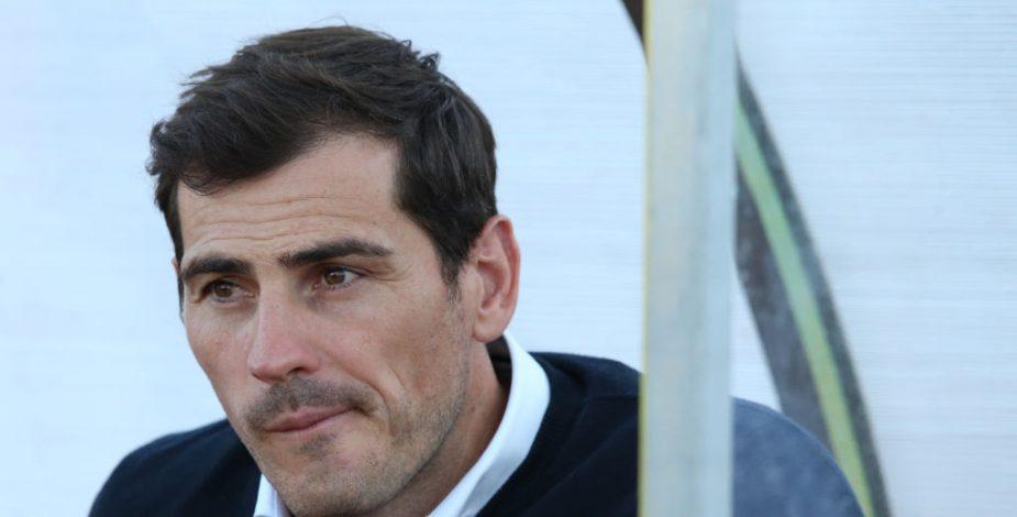 Iker Casillas retiró su candidatura a la presidencia de la Federación Española de Fútbol.