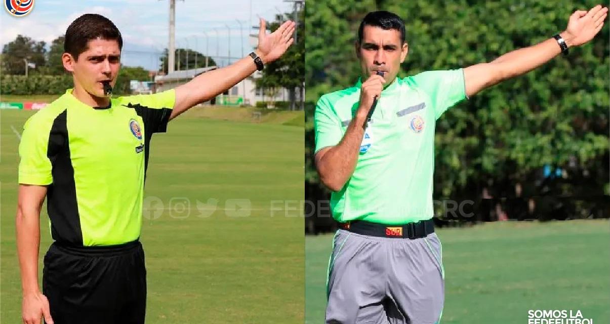 Ricardo Montero y Juan Gabriel Calderón dirigirán en las semifinales de vuelta.