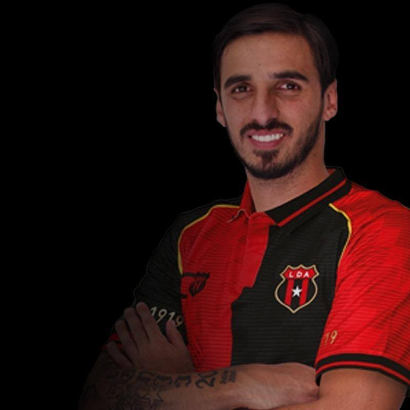 Alajuelense anunció a Bryan Ruiz como nuevo refuerzo por los próximos 2 años y medio.