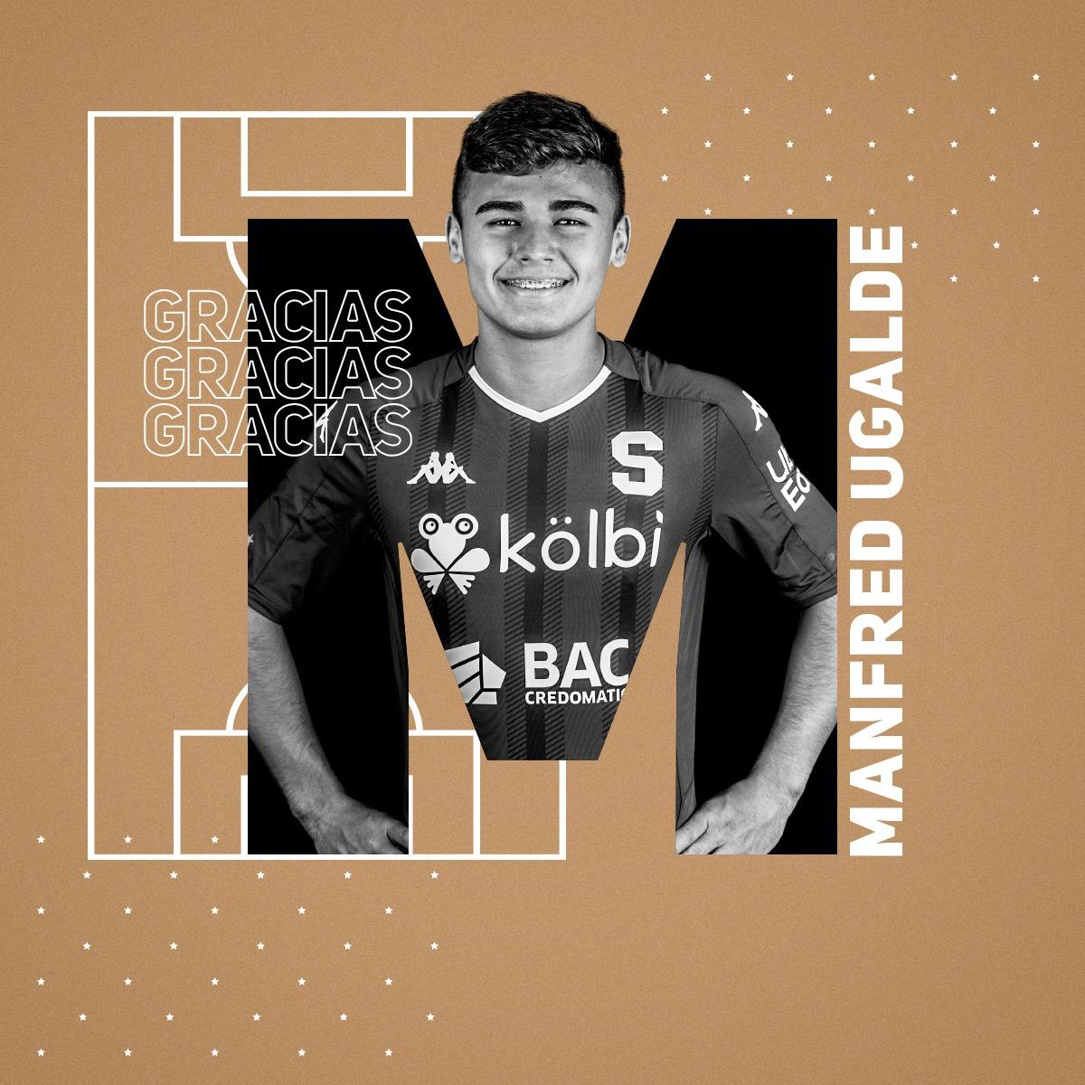 Saprissa traspasa a Manfred Ugalde al City Football Group y jugará en la segunda división de Bélgica.