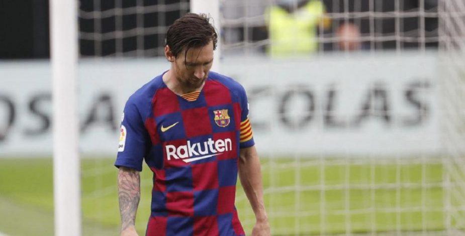 """Messi autocrítico: """"Si no reaccionamos, no ganaremos al Napoli"""""""