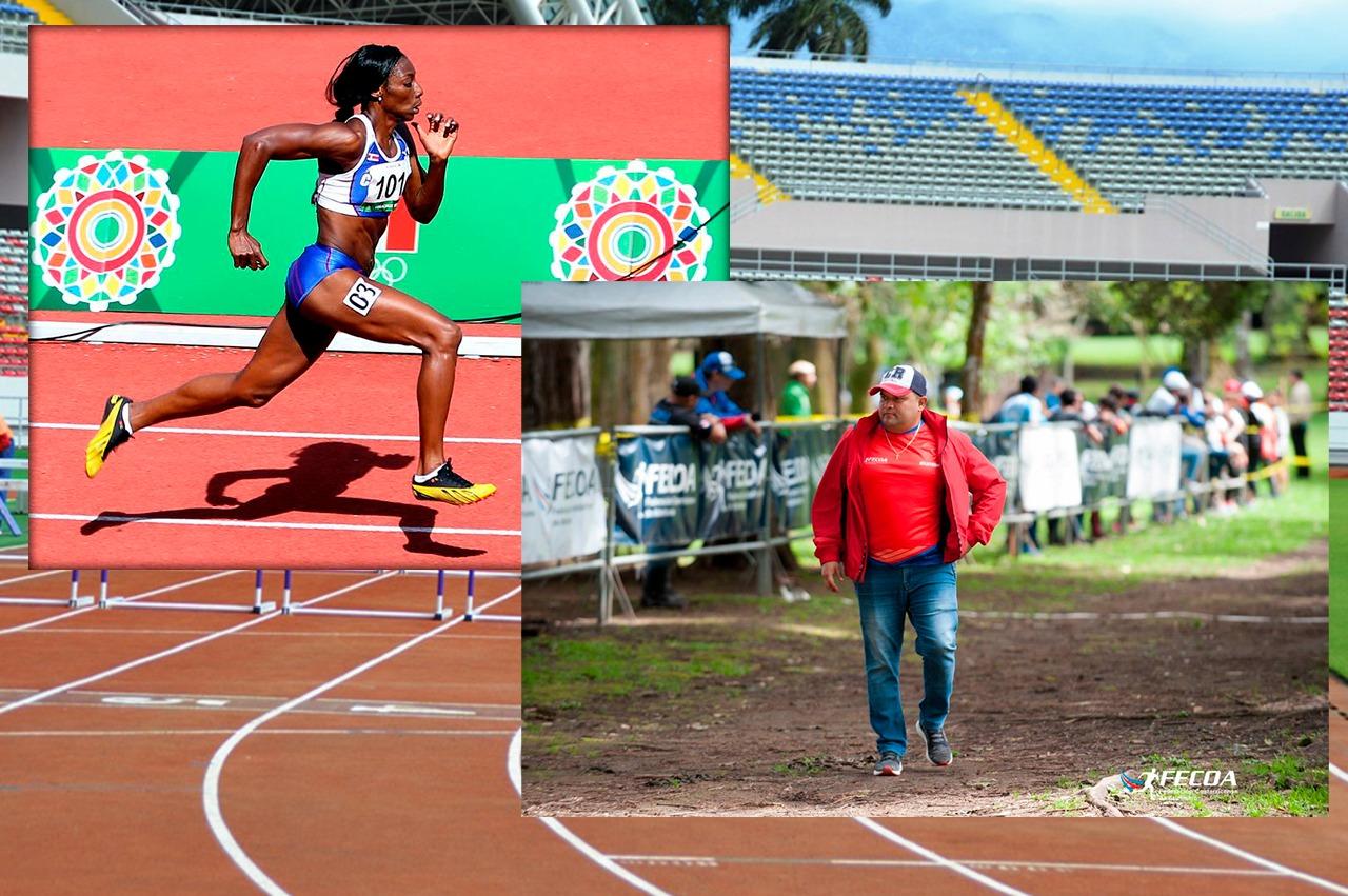Sharolyn Scott e Isaac Vargas serán representantes de Costa Rica en NACAC.