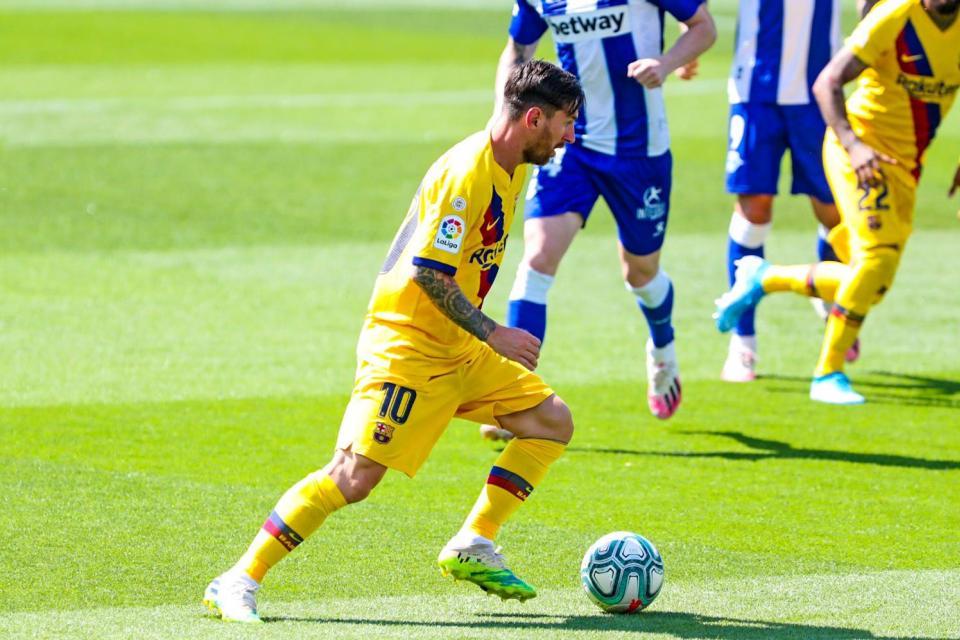 """Messi conquistó el """"Pichichi"""" por sétima vez. Resumen de la última jornada en España."""