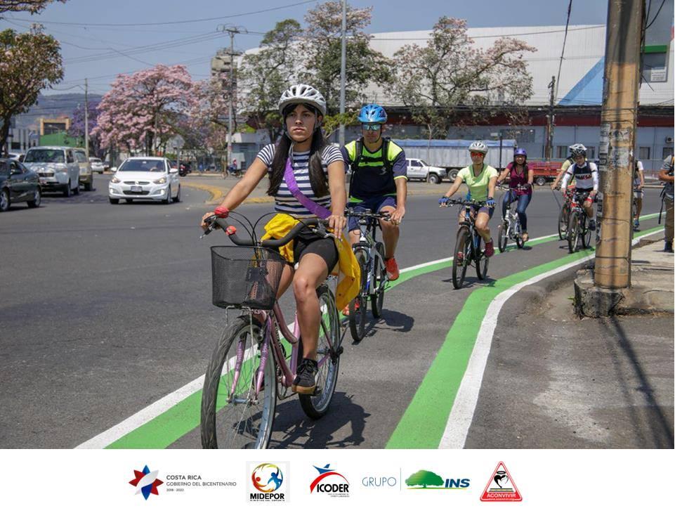 Avalado protocolo para la práctica del ciclismo recreativo y urbano-laboral.