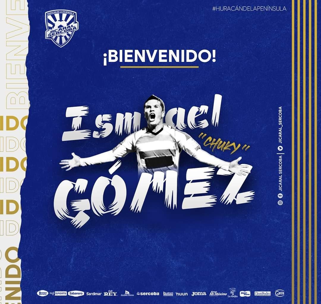 """A sus 36 años, el """"Chucky"""" Gómez es nuevo refuerzo de Jicaral."""