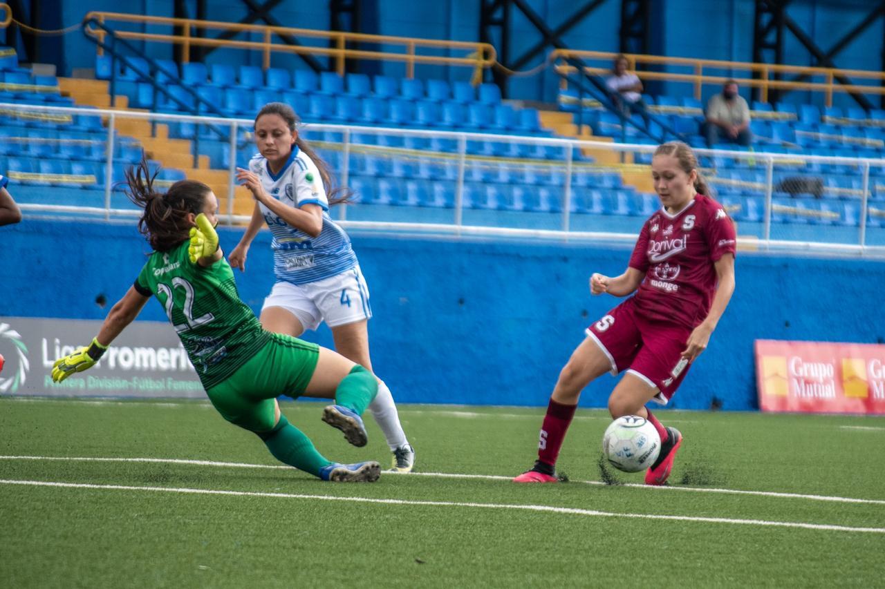 Sporting FC asume en solitario el liderato del Torneo Femenino 2020.