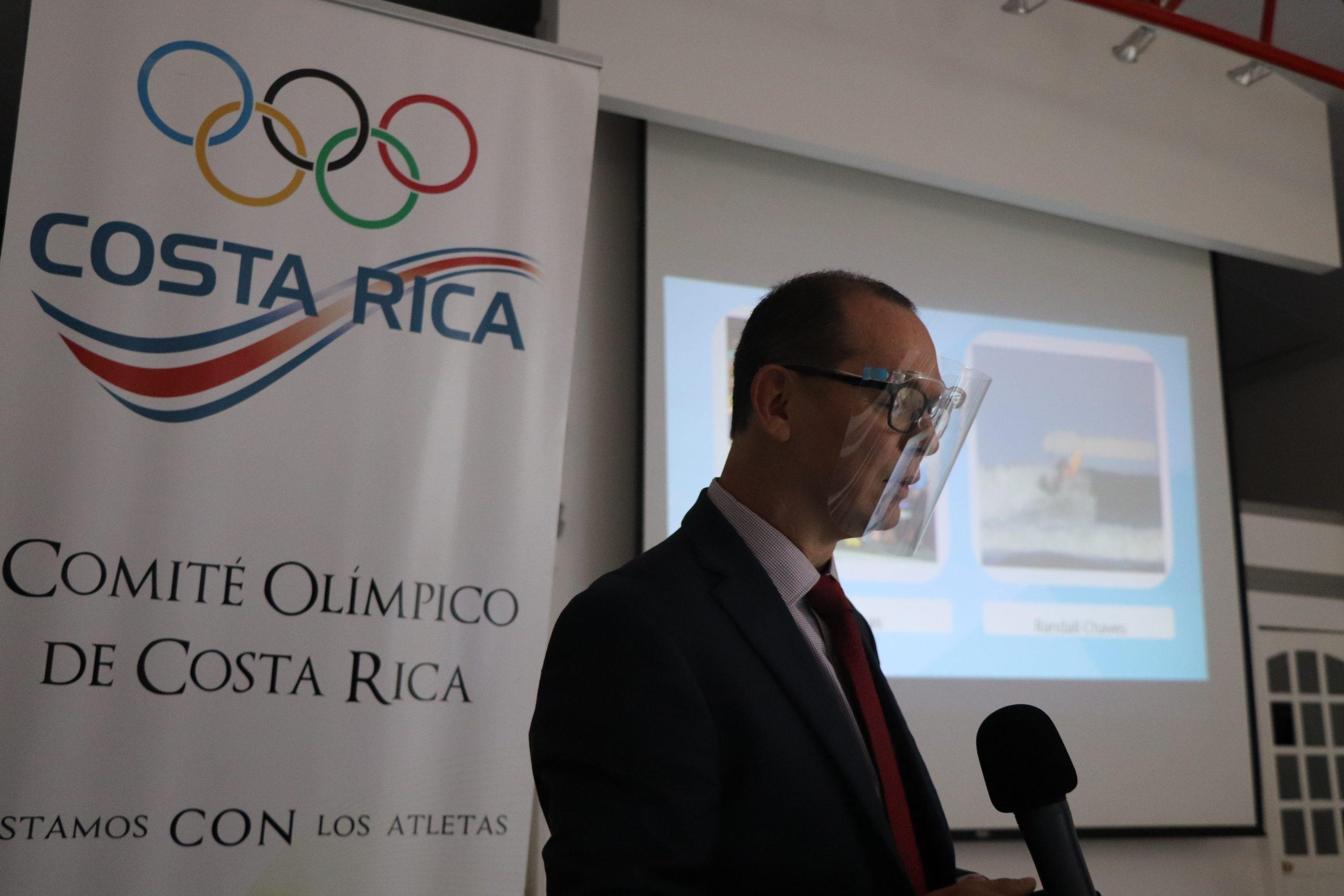 Comité Olímpico de Costa Rica tiene nuevo presidente.