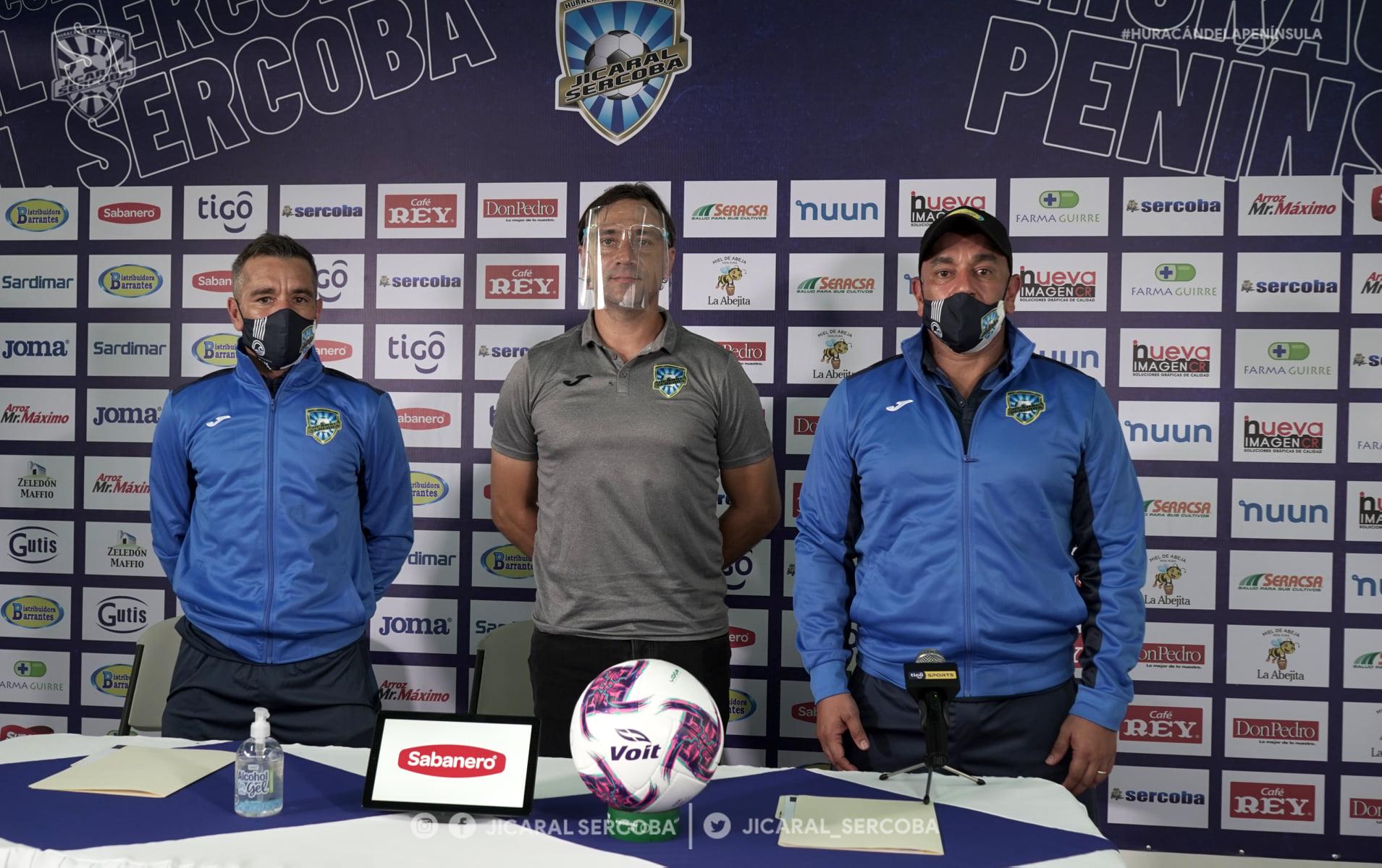 José Giacone es el nuevo técnico de Jicaral Sercoba.