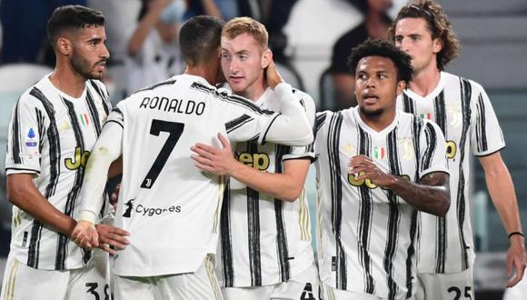 Cristiano y Pirlo arrancan con el pie derecho: Juventus goleó a la Sampdoria por la Serie A.