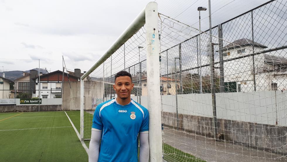 El guardameta limonense, Patrick Sequeira, jugará con el Celta de Vigo de la primera división de España.