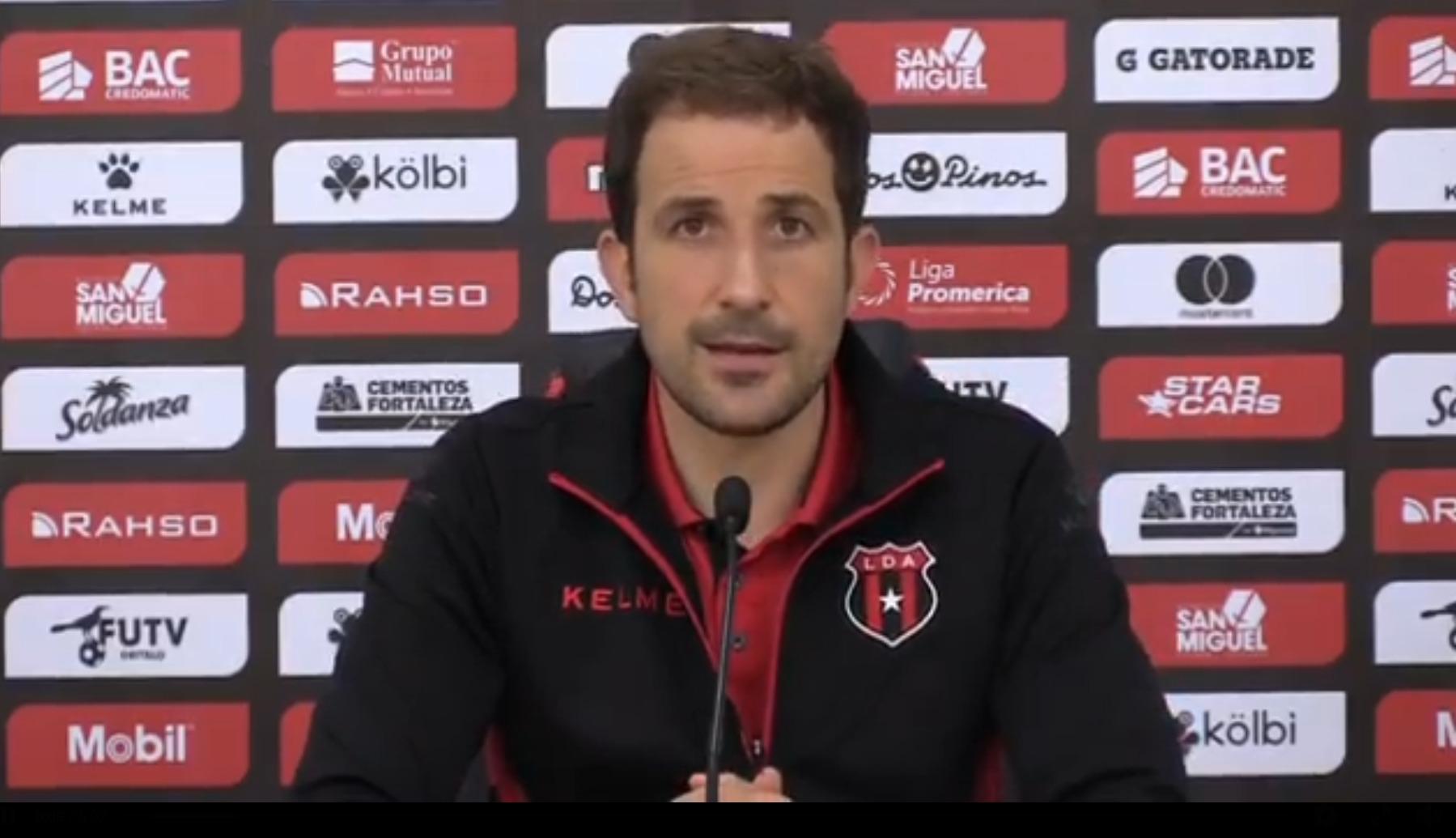 """""""Falsos positivos"""" provocaron posposición del partido entre Alajuelense y Cibao FC."""