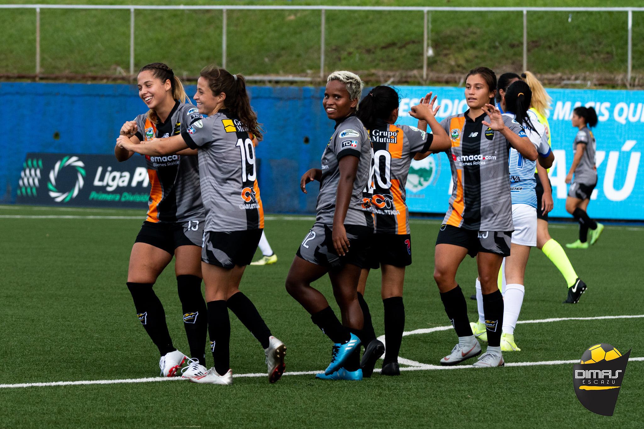 Entre jueves y domingo se jugará la jornada 6 de la Liga Femenina.