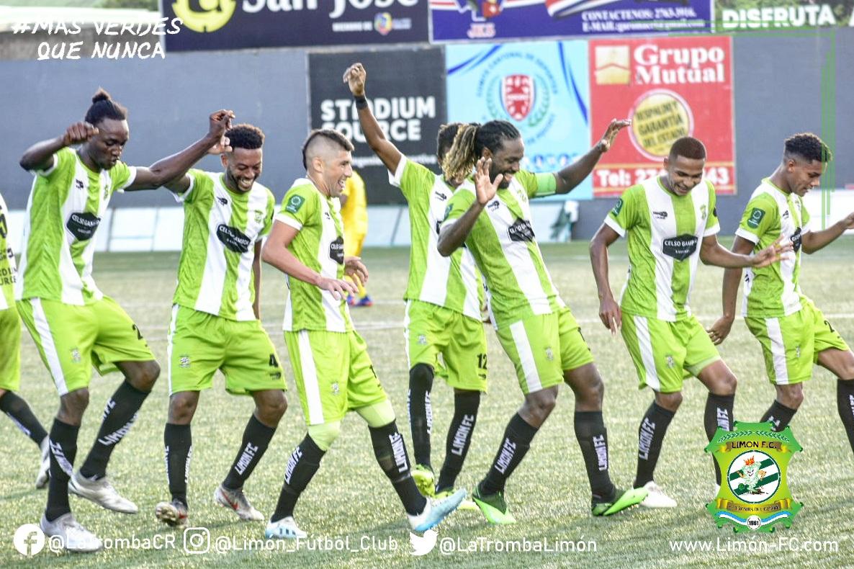 Limón FC le vuelve a ganar al Saprissa en el Caribe y enlaza 3 victorias al hilo en el Torneo.