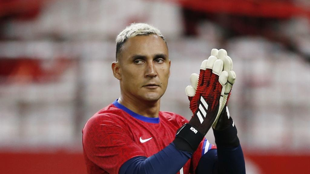 Si Keylor Navas deja el PSG podría llegar a la MLS.