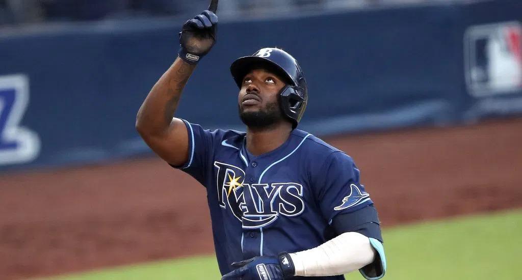 Rays de Tampa se pusieron arriba en la serie por el campeonato.