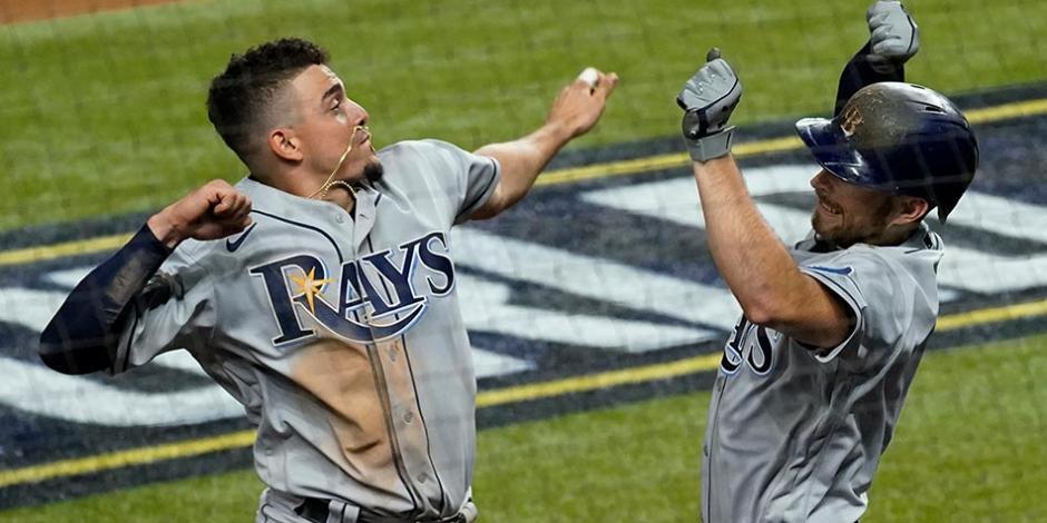 Rays de Tampa igualan la Serie Mundial al derrotar a Los Ángeles Dodgers.